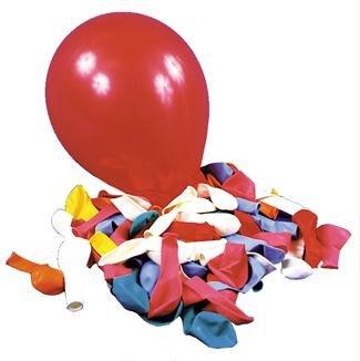 Morris Balloon 12'', Asst Colors ()