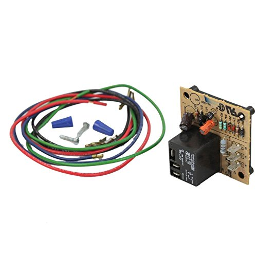 Neuco ICM255 Central Air Conditioner Heat Pump Defrost Control Board Genuine Original Equipment Manufacturer (OEM) Part