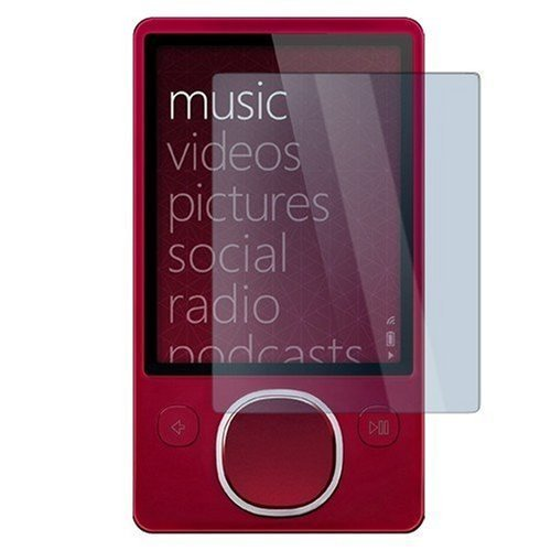 DreamBargains Premium Zune 80gb Ultra Clear Protective Scree