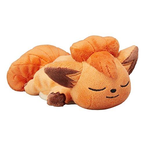 Pokemon Center Original Sleeping Kuttari Vulpix (Rokon) for sale  Delivered anywhere in USA