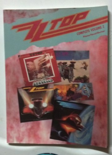 Zz Top Sheet Music - 5