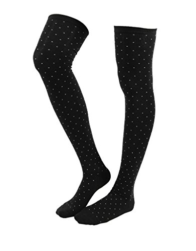 WOWFOOT Women Cotton Over Stockings
