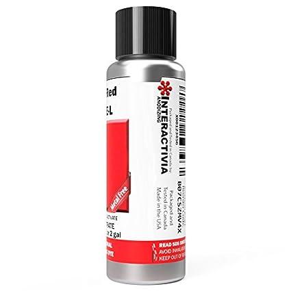 Anodizado profesional: tintes fijos rojos E-L ligeros a rojos ricos, polvos concentrados que hacen 7,6 litros o 2 galones: Amazon.es: Amazon.es