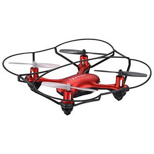 Propel 2.4 Ghz Indoor/Outdoor High Performance Zipp Nano 2.0 Drone - Red