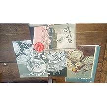 Les porcelaines Salmon & Cie Limoge catalogue + fascicules