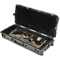 CVPKG Presents Black SKB 3i-4217-PL Parallel Limb case with 2 TSA locking Latches with Keys.