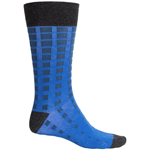bruno-magli-luxuriously-silky-combed-cotton-turquoise-square-socks