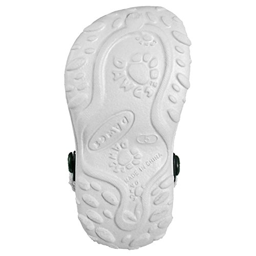 Dawgs Toddlers' Baby Dawgs Clogs White Size 8 - Image 4