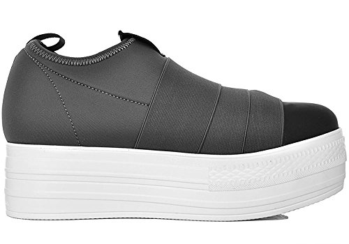 Women's Trainers Grey FESSURA FESSURA Dark Trainers Grey Dark Women's FESSURA BARqYvww