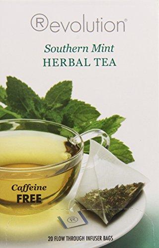 Revolution Tea Southern Mint Tea, 20 Count