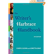The Writer's Harbrace Handbook, 5th Updated Edition