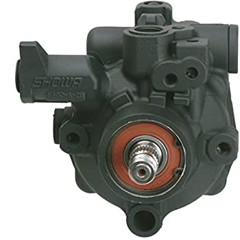 Image of Cardone 21-5196 Remanufactured Import Power Steering Pump