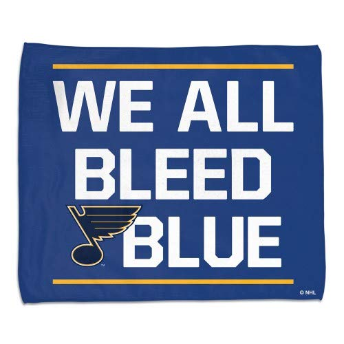 (WinCraft NHL St Louis Blues Rally Towel 15