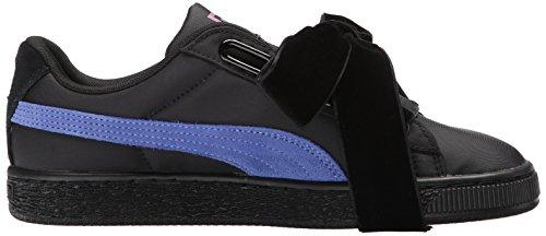 Puma Donna Cesto Cuore Nylon Wn Sneaker Puma Black-baja Blu