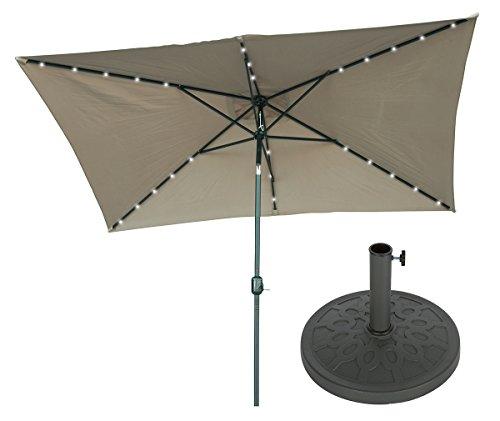 Rectangular Umbrella Geometric Trademark Innovations