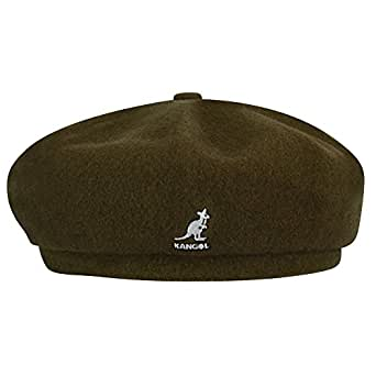 Kangol Men's Wool Jax Beret at Amazon Men's Clothing store: