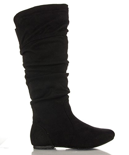 The 8 best black suede boots