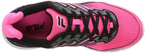 Cuenta atrás Fila 2 Zapatilla deportiva Knockout Pink/Black/Metallic Silver