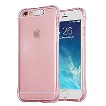 iPhone 7 Plus Case, Febe iPhone 7 Plus Illuminated Case, LED Light Up Luxury Fashionable Luminous Crystal Case for iPhone 7 Plus - Pink