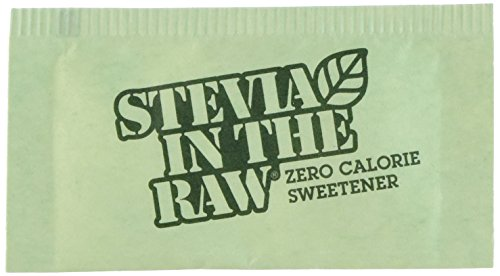 Stevia in the Raw Sweetener With Dextrose,1g Packet (Pack of 800) by Sugar in the Raw