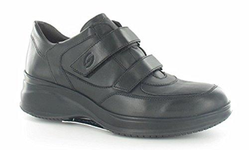 Stonefly , Damen Sneaker schwarz schwarz