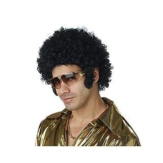 California Costumes Men's Afro Chops Wig