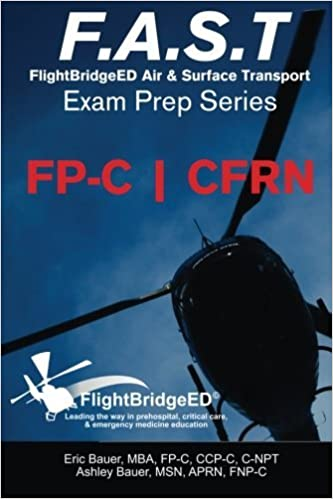 F.A.S.T Exam Prep: FlightBridgeED - Air - Surface - Transport - Exam - Prep by Eric R. Bauer (2014-02-06)