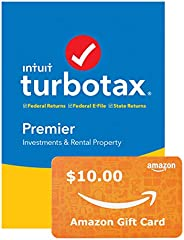 Get a Free $10 Gift Card with TurboTax