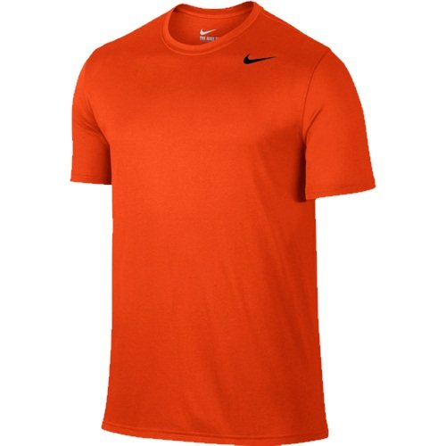 Nike 718833-891 Dri-FIT Short Sleeve Tee - Orange - M - 718833-891-M