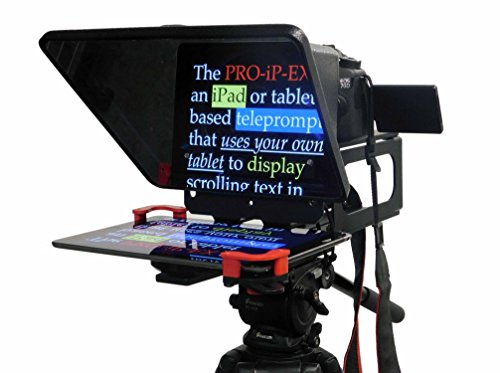 Telmax PROIPEX iPad / Android / Smartphone Universal Teleprompter by Telmax Teleprompters (Image #6)