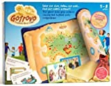Treasure Hunt Game/Toy Gotrovo - Indoor/Outdoor, Holiday/Family Active Fun, Educational Family/Girl/Boy.Fun Gift/Present/Activity for Kids, Great Easter Holiday Entertainment. Age 3+