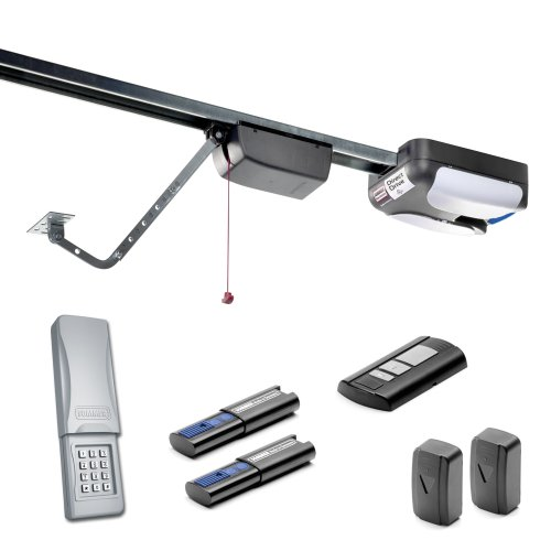 Direct Drive Unit - Sommer 1042V003 Direct Drive 3/4 Hp Garage Door Opener Incl. Wireless Keypad