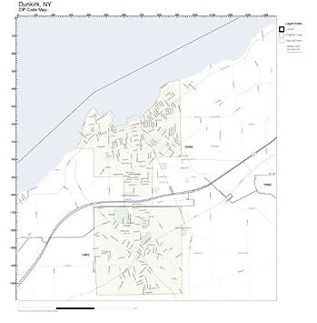Dunkirk ny zip code