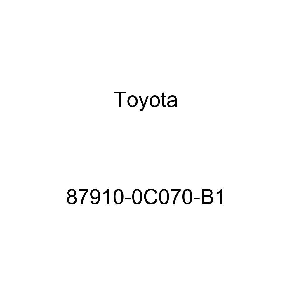Genuine Toyota 87910-0C070-B1 Rear View Mirror Assembly