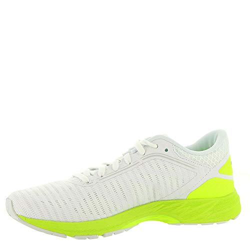 Aruba White Shoes Yellow DynaFlyte Blue Blue Safety White Yellow ASICS Women's 2 nq6xwxvB