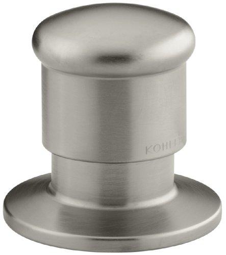 KOHLER K-9530-BN Deck Mount Two-Way Diverter Valve, Vibrant Brushed Nickel (Bn Kohler Antique)