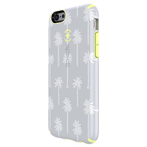 Speck 73774-5374 CandyShell Inked - Coque pour iPhone 6s et 6, Brise estivale/vert citron