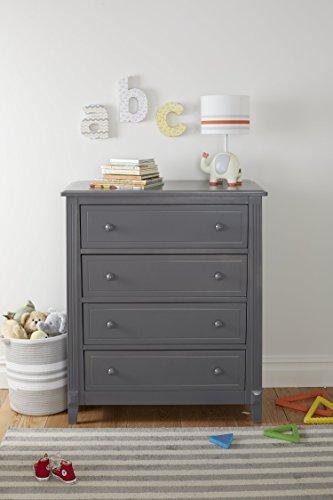 Sorelle Berkley 4 Drawer Dresser, - Storage Sorelle