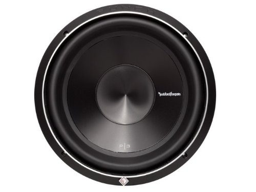 (2) Rockford Fosgate Punch P3D2-12 12'' 2400 Watt Dual 2 Ohm Car Subwoofers Subs