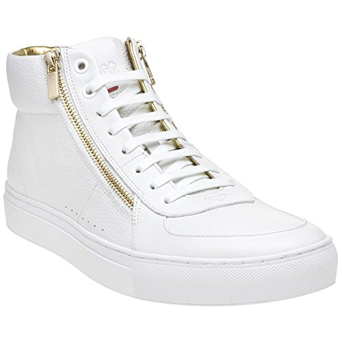 eastbay online recommend online HUGO Futurism Hito Trainers White 8 UK recommend for sale s0ciTopuO