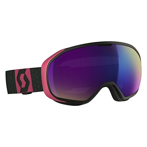 Scott 2016/17 Fix Snow Goggle - 244589 (Black/Berry Pink/Amplifier Purple Chrome) (Goggles Pink Chrome)