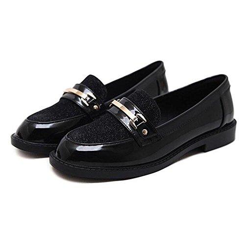 KUKI Flache Freizeitschuhe, wilde Schuhe der Frauenmode 1