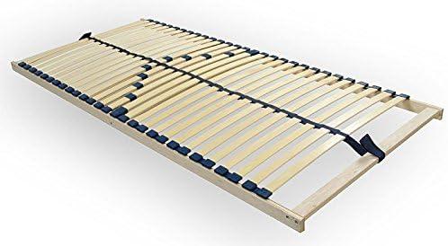 2 somier Ágata NV 80 x 200 cm, marco para estructuras, cama ...
