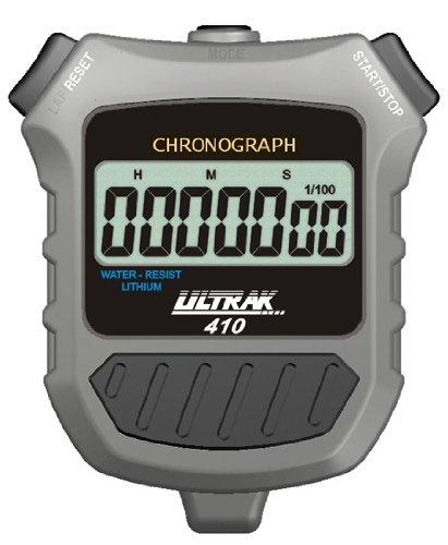 Ultrak 410 Simple Stopwatch Operation product image