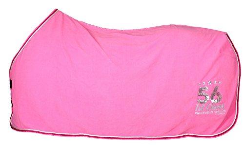 100% nuovo di zecca con qualità originale Horka coperta in in in pile con lustrini, rosa  vendita outlet online