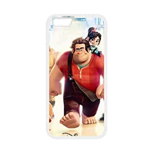 iphone6 plus 5.5 inch cell phone cases White Wreck-It Ralph fashion phone cases TRD4547149