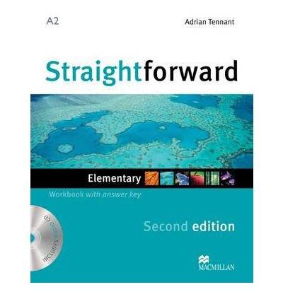 Straightforward Elementary Level: Workbook with Key + CD (Mixed media product) - Common ebook