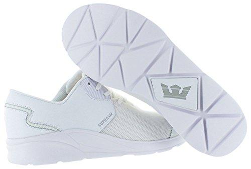 Unisex Noiz Adulto Bianco Supra Sneaker 1tEFddWwq