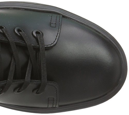 Black Uomo Martens da Nero Brando Black Talib Barca Brando Scarpe Dr wBt1qZ