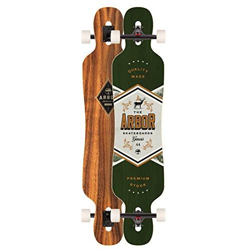 Arbor Genesis 44 Inch Koa Complete Longboard 2015